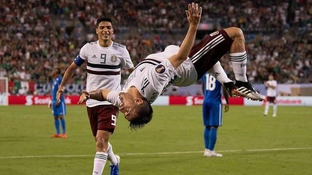 Resultado México vs Martinica – Copa de Oro 2019