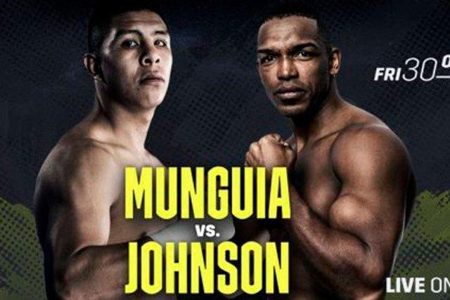 Jaime Munguia vs Tureano Johnson en Vivo – Box – Sábado 31 de Octubre del 2020