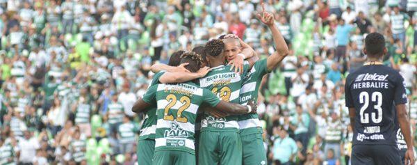 Resultado Santos vs Pumas J17 de Clausura 2019