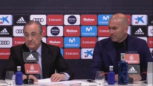 Zinedine Zidane deja la dirección técnica del Real Madrid