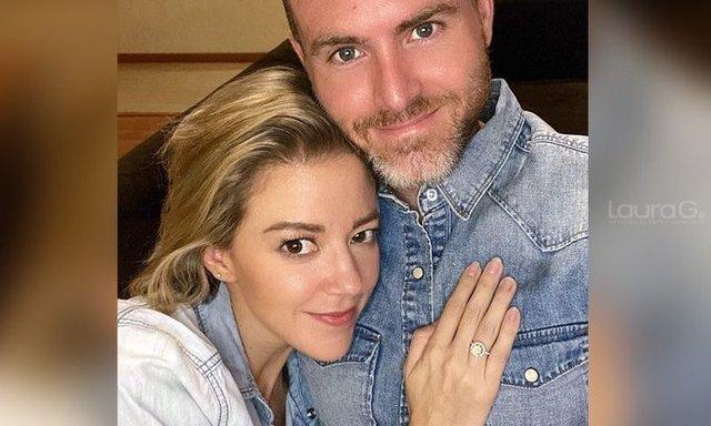 Fernanda Castillo y Erik Hayser anuncian que esperan su primer hijo
