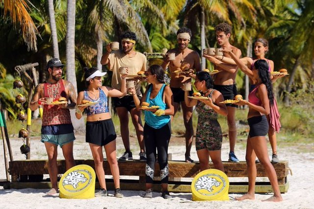 Quienes ganaron las pruebas del 13 de Mayo de Survivor 2021