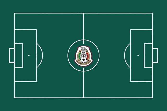 Alineación probable de México vs  Guatemala – Copa Oro
