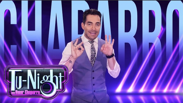 Tu Night con Omar Chaparro en Vivo – Jueves 8 de Abril del 2021