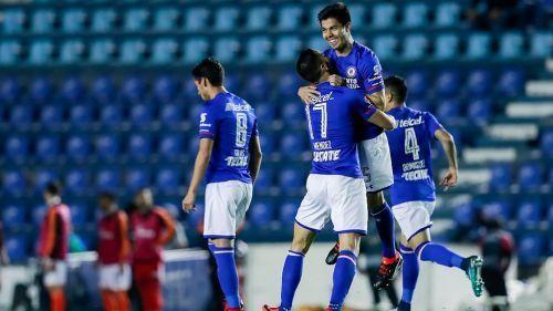 Resultado Cruz Azul vs Alebrijes de Oaxaca en J5 de Copa MX