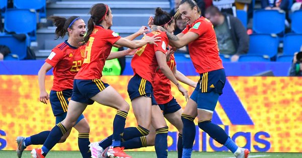 Resultado España vs Sudáfrica – Mundial Femenil Francia 2019