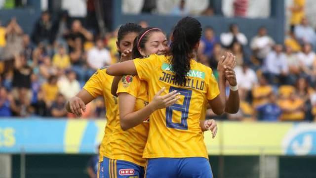 Resultado Tigres vs Santos – J13 Apertura 2018- Liga MX Femenil