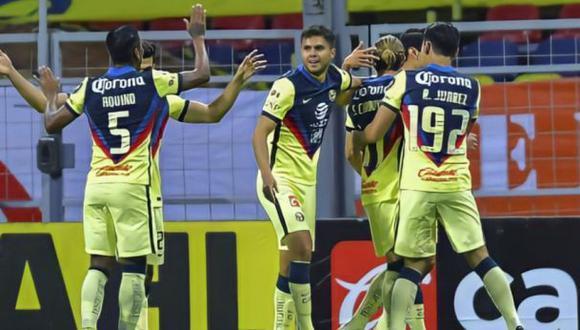 Resultado América vs Atlético San Luis -Jornada 1- Guardianes 2021