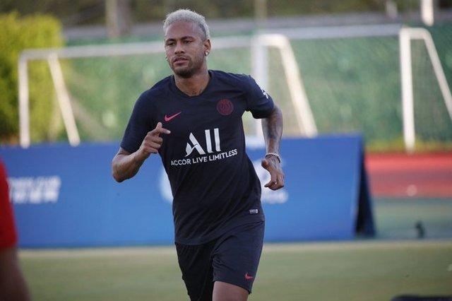 Neymar no quiere vestir mas la playera del PSG