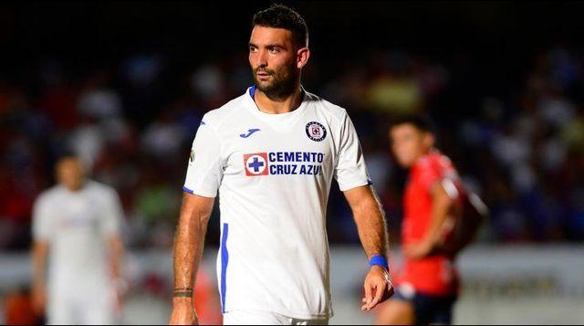 Martín Cauteruccio se va del Cruz Azul al terminar el torneo