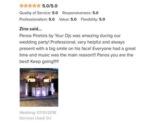 ZINA REVIEW FOR YOUR DJS