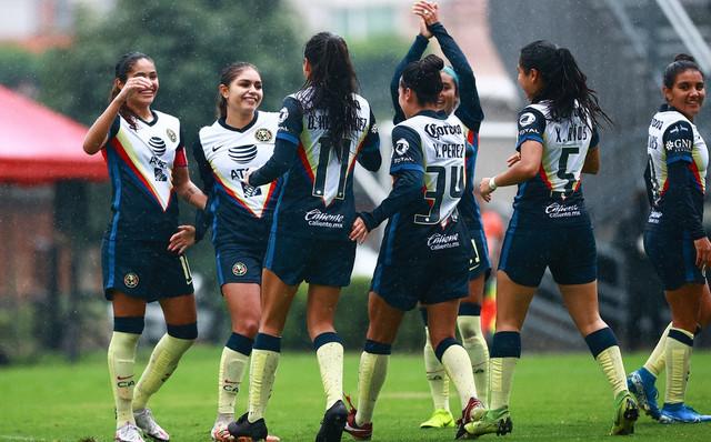 Resultado América vs Santos – J6- Guardianes 2020-  Liga MX Femenil