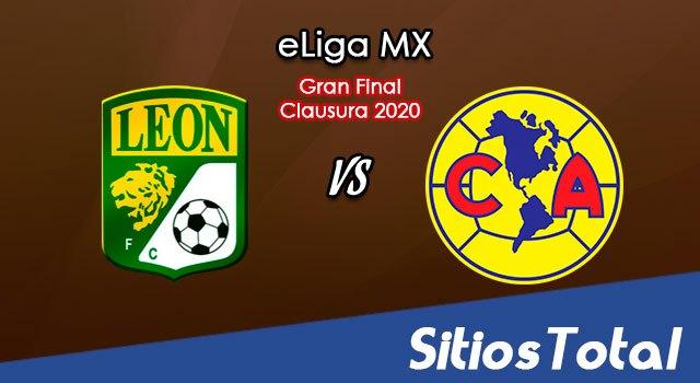 América vs León en Vivo – Gran Final – eLiga MX – Domingo 14 de Junio del 2020