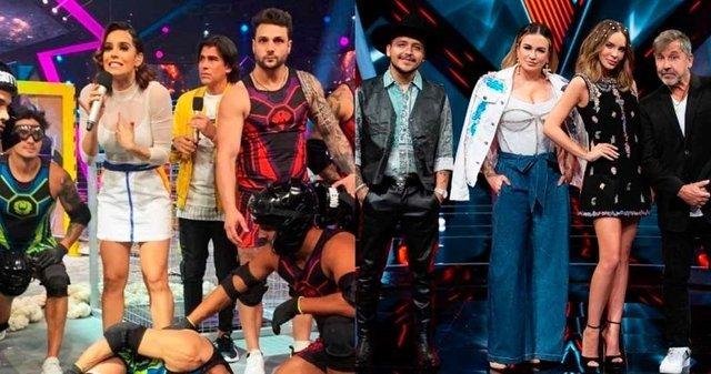 Guerreros 2020 de Televisa  gana en rating a la Voz de Tv Azteca