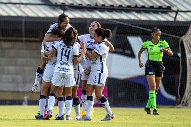 Resultado Pumas vs Monterrey – Jornada 3 – Guardianes 2021 – Liga MX Femenil