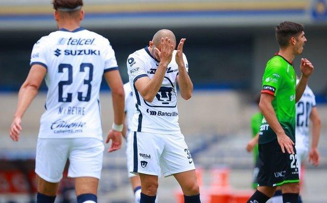 Resultado Pumas vs F Juarez – J3- Guard1anes 2020