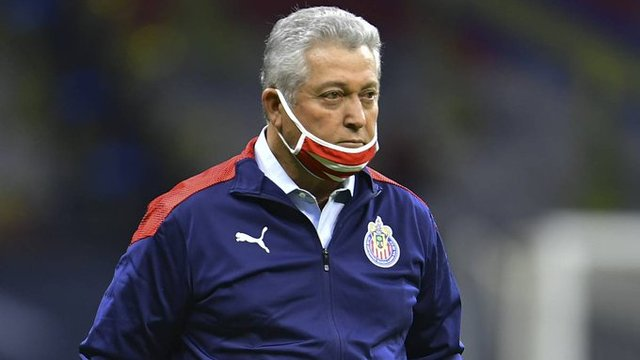 Víctor Manuel Vucetich ve positivo ir al repechaje