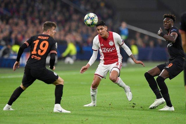 Ajax gana al Feyenoord con Edson Alvarez – Liga Holandesa