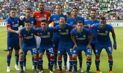 Posible alineación de Cruz Azul ante Tigres