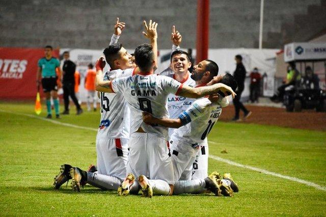 Resultado Tlaxcala FC vs Alebrijes de Oaxaca – Jornada 4 – Guardianes 2021 – Liga de Expansión