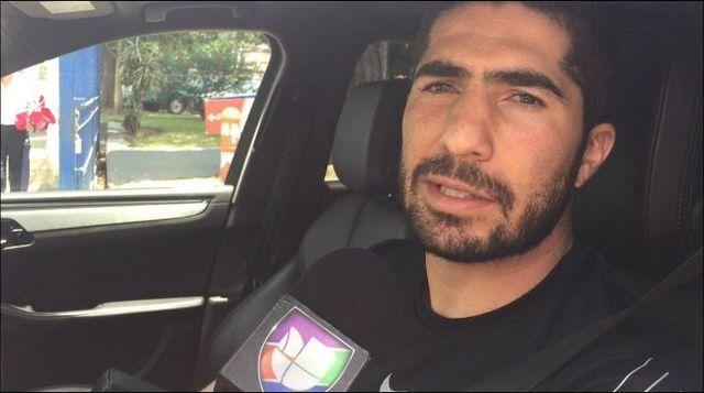 Jair Pereira triste por el maltrato que le dio la directiva