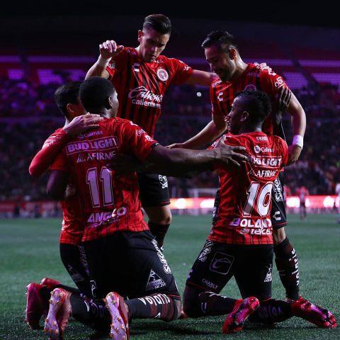 Resultado Xolos Tijuana vs Toluca – Semifinal (Ida) – Copa MX