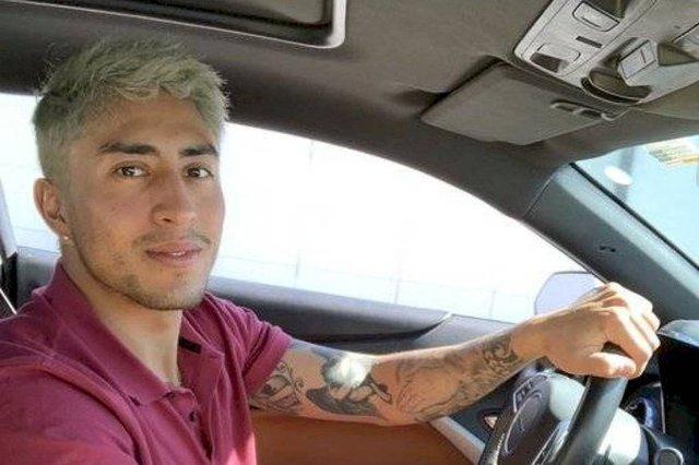 Omar Govea se disculpa públicamente por accidente vial
