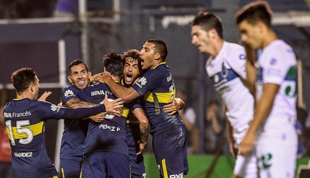 Resultado Boca Juniors vs Gimnasia LP – Liga Argentina