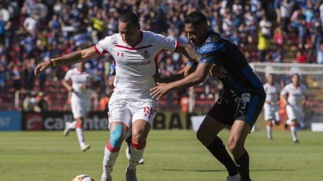 Resultado Querétaro vs Toluca J14 de Clausura 2019