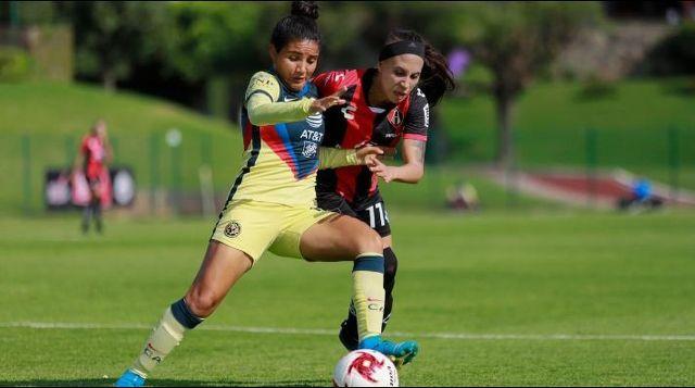 Resultado América vs Atlas – J5- Guardianes 2020-  Liga MX Femenil