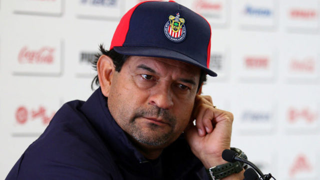 Cardozo sabe que el objetivo de Chivas es clasificar a la liguilla