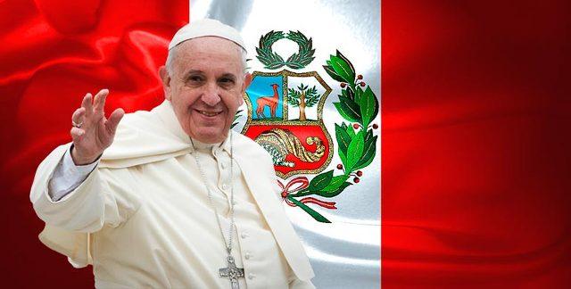 Papa Francisco en Perú en Vivo – Sábado 20 de Enero del 2018