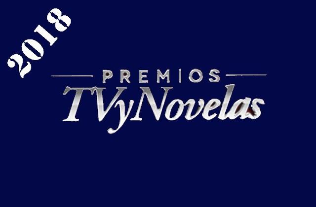 Nominados a los Premios TVyNovelas 2018