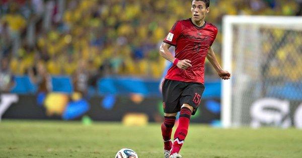 Héctor Moreno también está lesionado
