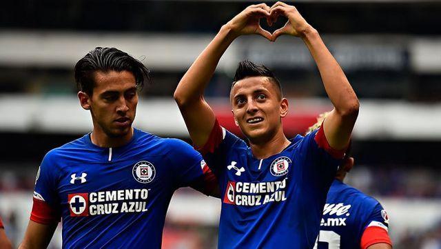 Roberto Alvarado sabe que Cruz Azul es el equipo a vencer