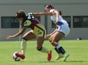 Resultado America vs Puebla- J11- Guardianes 2020-  Liga MX Femenil