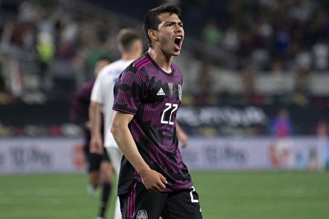 México gana a Islandia en partido amistoso