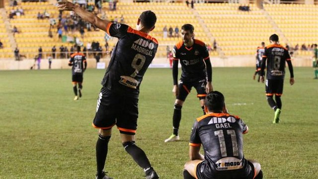Resultado Alebrijes de Oaxaca vs Tampico Madero  -Jornada 14- Guardianes 2021 – Liga de Expansión 2021