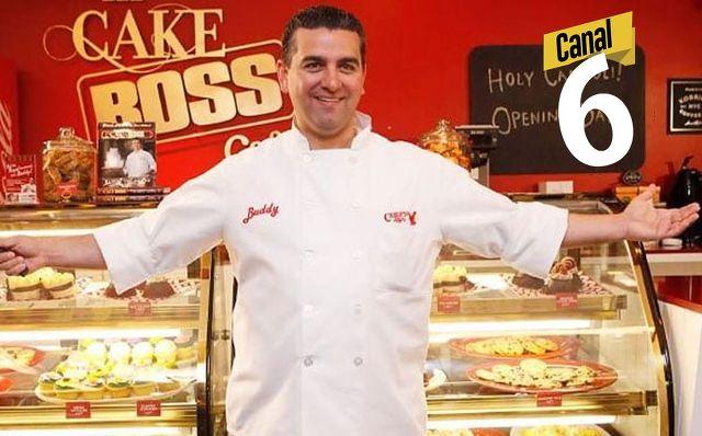 Cake Boss en Vivo – Jueves 14 de Enero del 2021