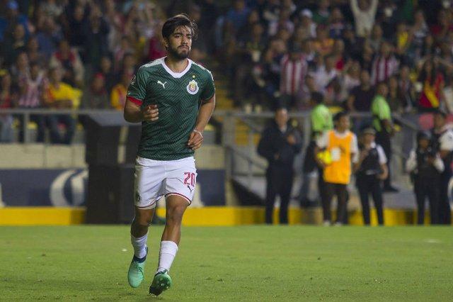 Rodolfo Pizarro reconoce su error al insultar al América