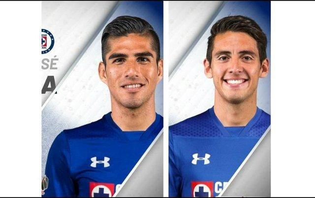 José Madueña y Javier Salas transferibles en Cruz Azul