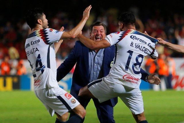 Resultado Veracruz vs America en Jornada 8 del Clausura 2018