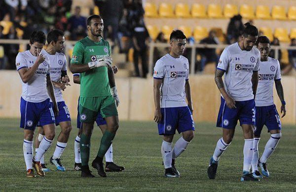 Cruz Azul debe ganar si quiere seguir en la Copa MX