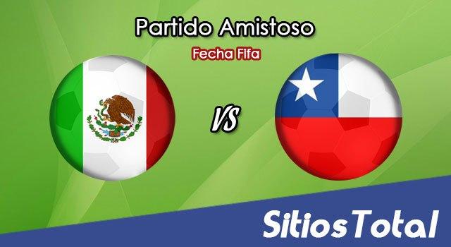México vs Chile en Vivo – Partido Amistoso – Viernes 22 de Marzo del 2019