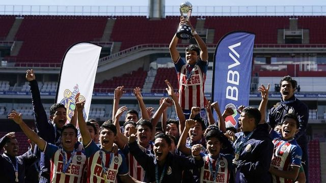 Resultado Chivas sub 17 vs Pachuca sub 17 – Final – Apertura 2019