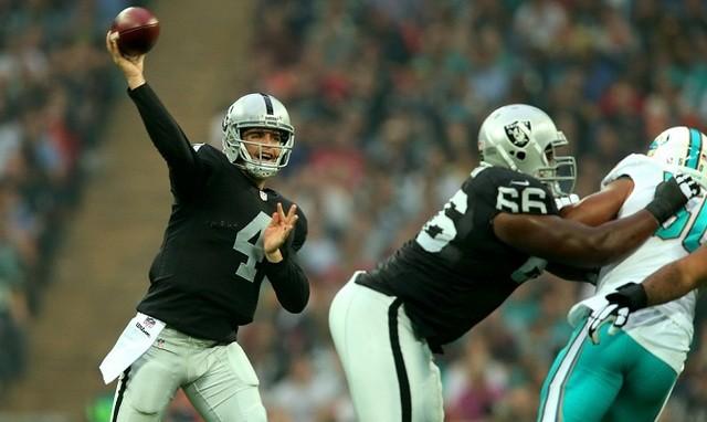 Resultado Raiders de Oakland 20-28 Delfines de Miami – Semana 3 – NFL