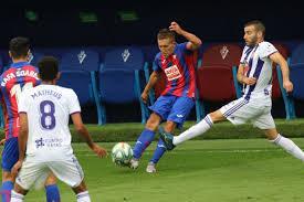 Resultado Eibar vs Real Valladolid  – J37 – La Liga