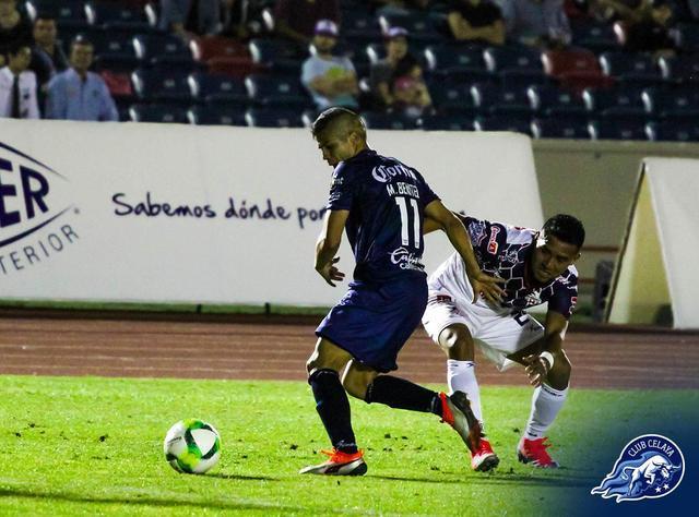 Resultado Celaya vs Correcaminos en la J11 del Clausura 2019