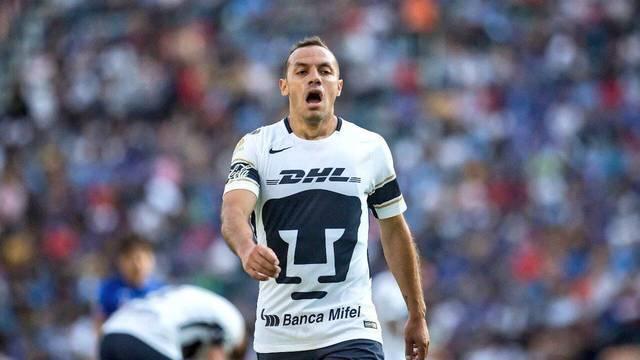 Marcelo Díaz se despide de los Pumas