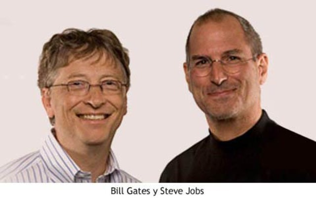 Los imperdibles discursos de Steve Jobs y Bill Gates